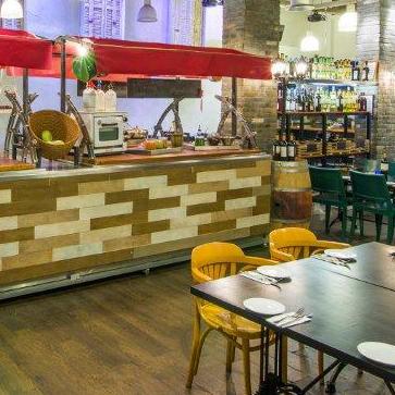 עיצוב מסעדה מקורי