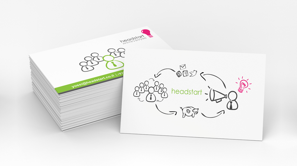 HEADSTART-Business_card-design