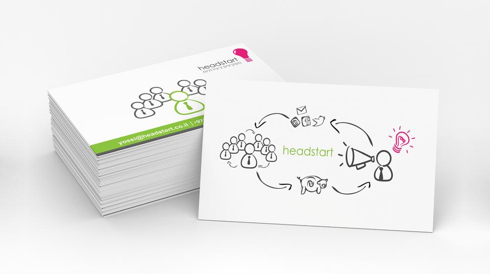 HEADSTART-Business_card-design