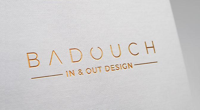 עיצוב לוגו - בדוש